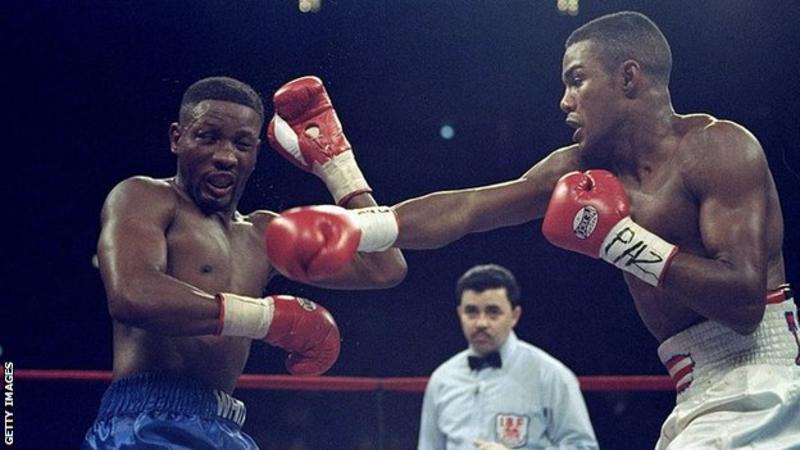 Former World Champion Whitaker Dies Champion Boxer Bbc Sport