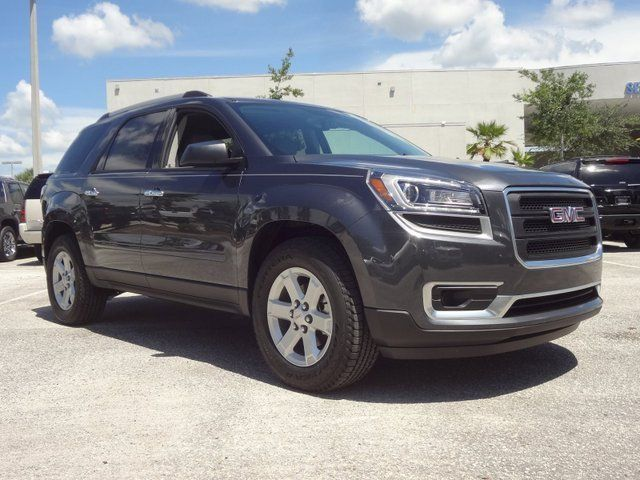 2014 Gmc Acadia Sle Cyber Gray Gmc New Cars Auto Body Shop