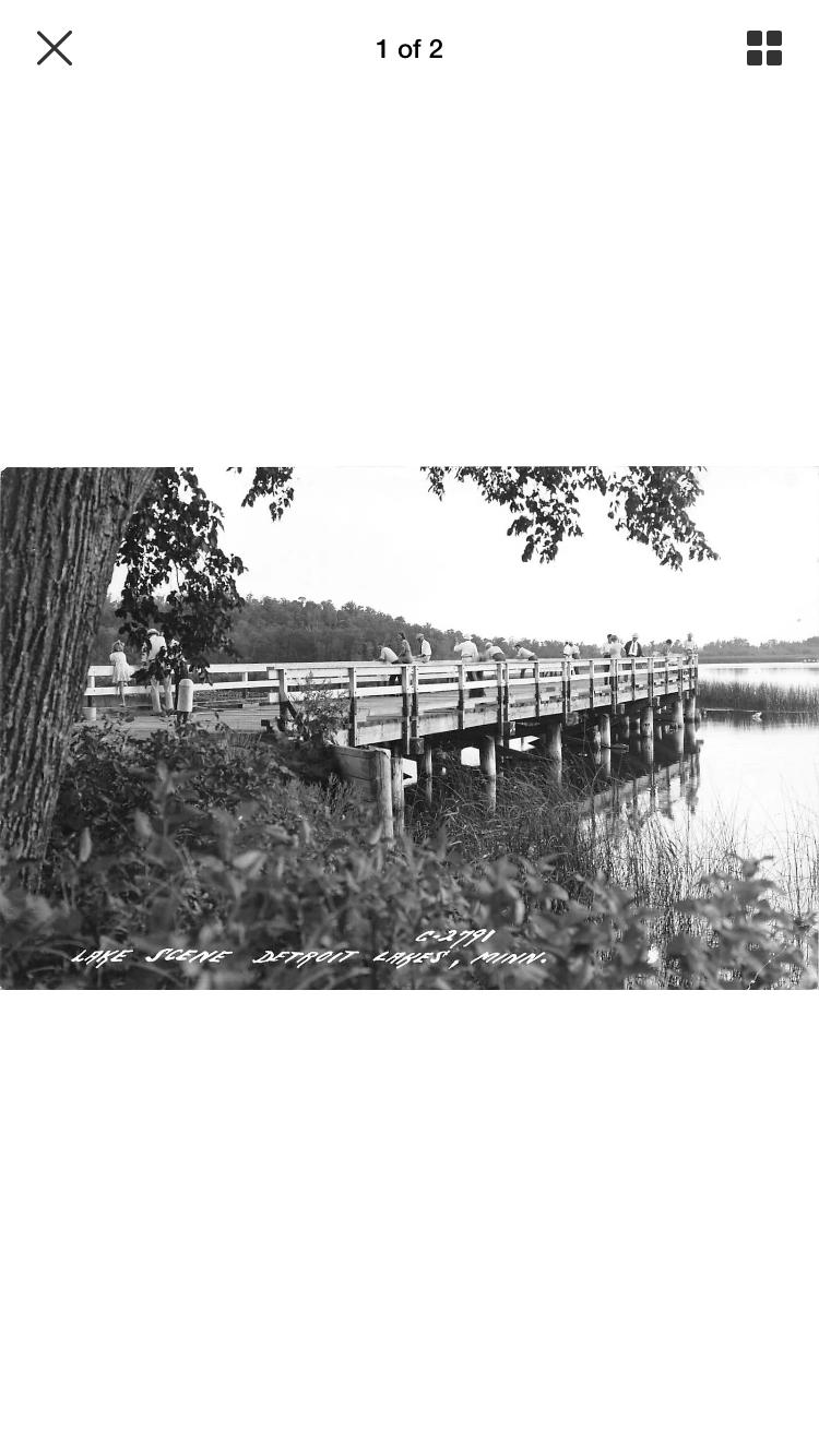 Long Bridge Detroit Lakes MN | No place like home in 2019 | Detroit