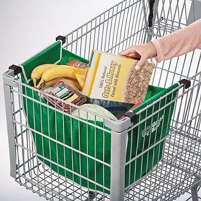 Grab Bag™ Reusable Shopping Bag (Set of 2)