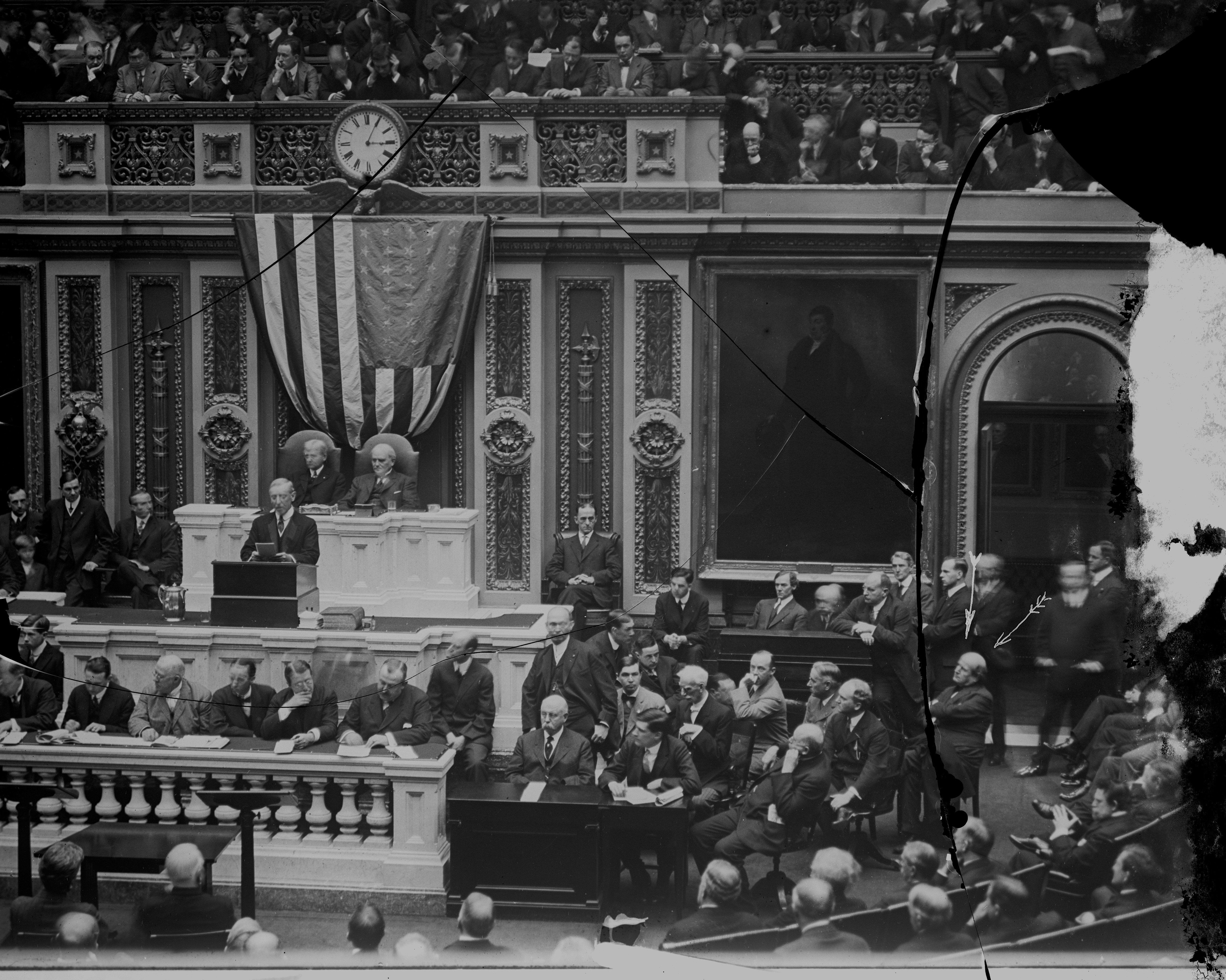 Woodrow Wilson's 1913 State of the Union http://j.mp/1N4FlPW