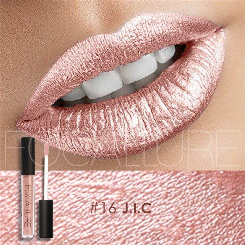 Waterproof Colorful Nutritious Mineral Lip Gloss