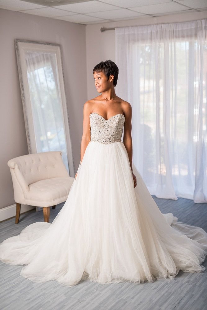 Maggie Sottero - Esme - wedding dress for rent through Borrowing ...