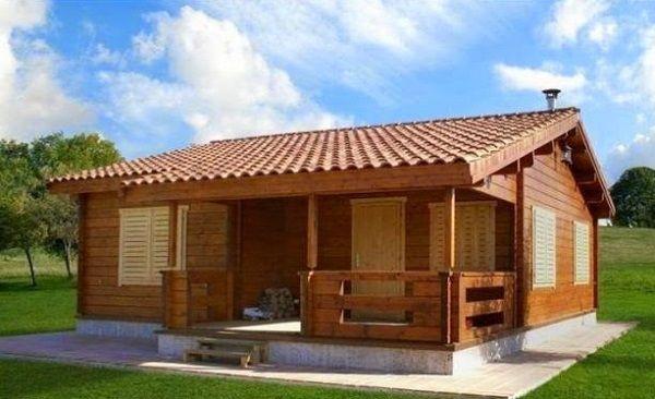 Imagenes de casas sencillas y bonitas 600 - Casas de madera bonitas ...