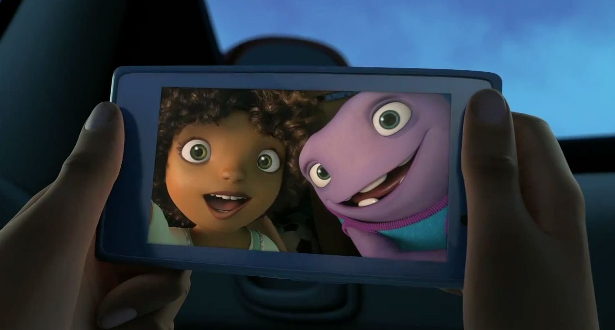 Don't miss the first trailer for new animated movie by Dreamworks ...