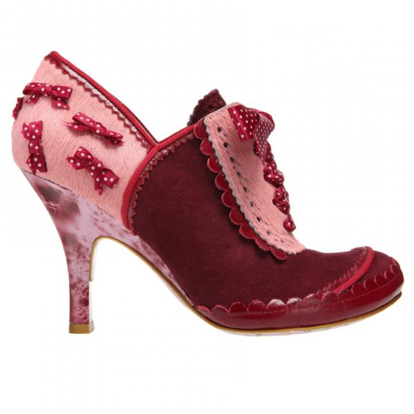 Georga Rose in pink - Irregular Choice