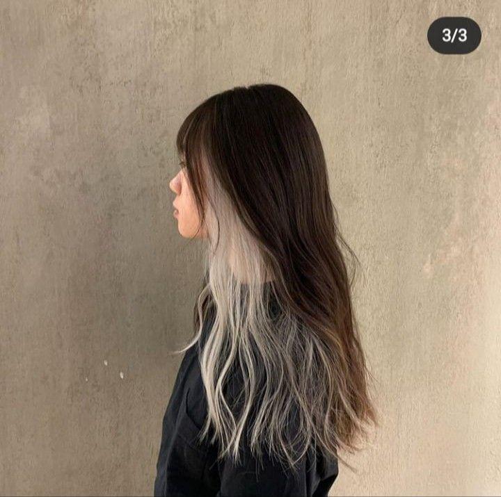 Mecha branca in 2020 | Hair color streaks, Hair color ...