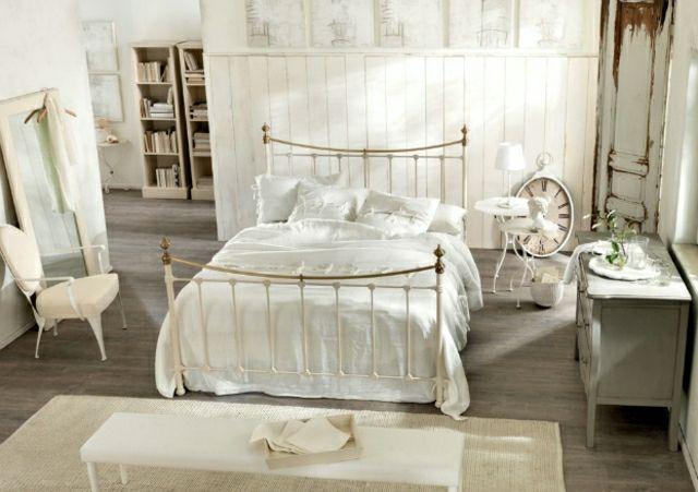 Shabby Schlafzimmer ~ Vintage möbel shabby chic home einrichtungsideen schönes