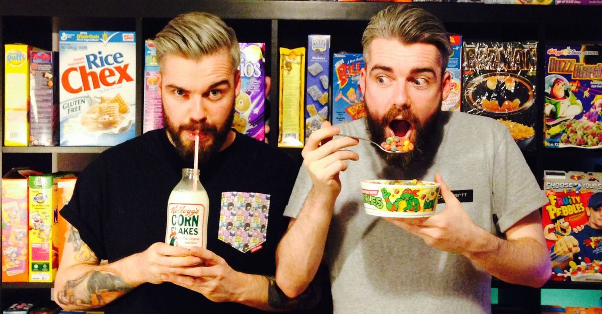 The Cereal Killer Cafe will be serving over 100 varieties of cereal from across the world in Brick Lane in London's East End from December 10.