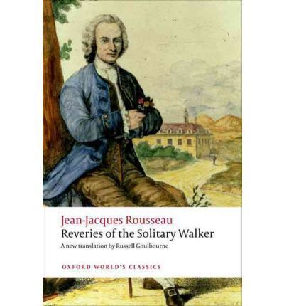 Part reminiscence, part meditation, Reveries of the Solitary Walker is Rousseau's last great work, the enduring testimony of an alienated person seeking self-knowledge.  As he records his walks round Paris, he finds happiness in solitude and nature. The new translation includes an introduction and notes that explore the work and its contexts.