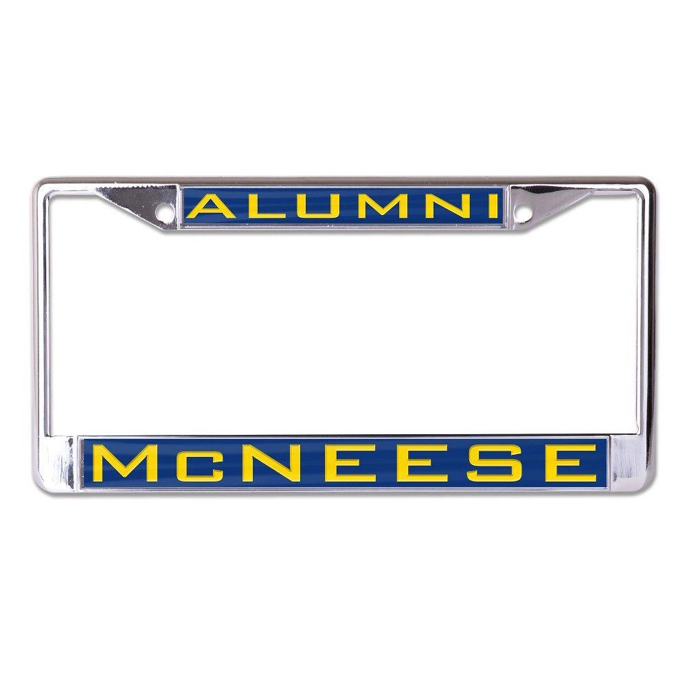FANMATS NCAA University of Oregon Ducks Chrome License Plate Frame
