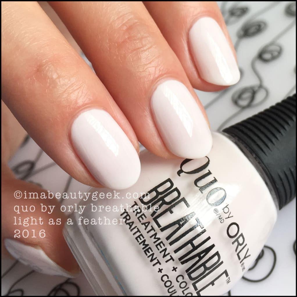 Quo By Orly Breathable Nail Polish Nail Polish Orly Nail Polish Colors Nails