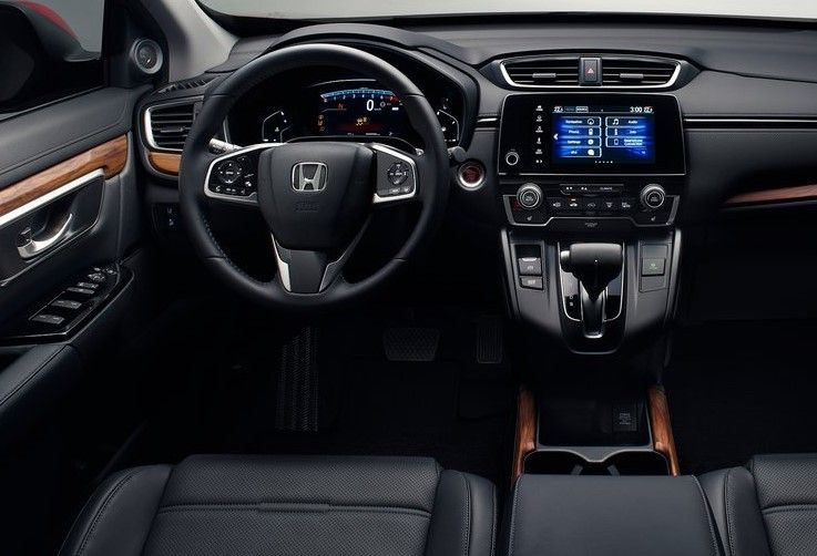 2019 Honda CRV interior Honda hrv interior, Honda crv