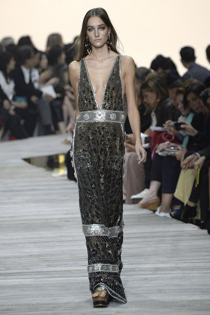 Sexiest Dresses at Fashion Week Spring 2015 | POPSUGAR Fashion.