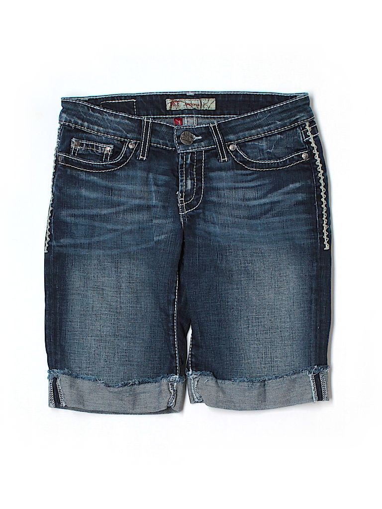 Check it out—BKE Denim Shorts for $16.99 at thredUP!