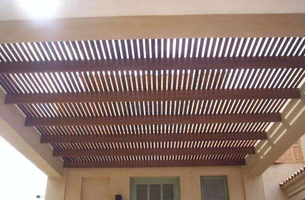 Maderas ruta 25 venta de maderas para techos pergolas - Revestimientos para techos ...