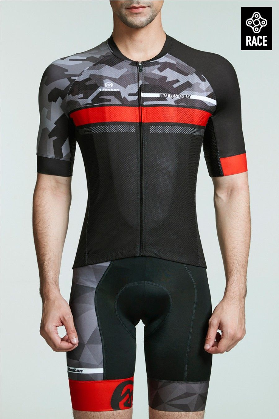Cycling Clothing I Dig The Digital Camo Digital Pattern Geometric Shapes Trikits