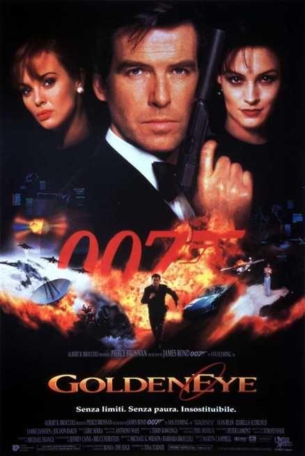 007. Goldeneye (1995) | FilmTV.it