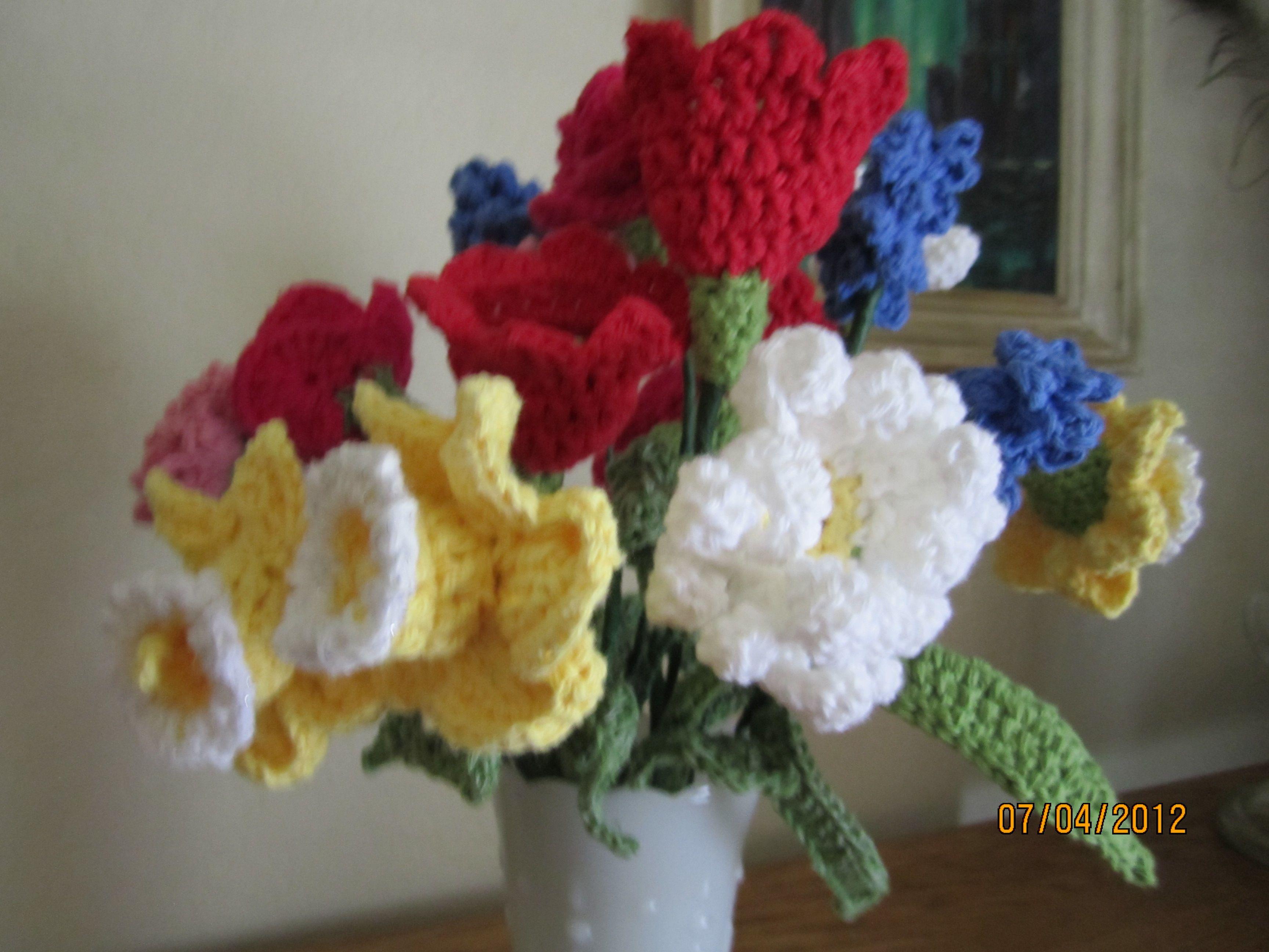 Flower Bouquet that will never wilt