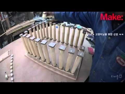 [티비플] 천조국의 흔한 고양이집 만들기