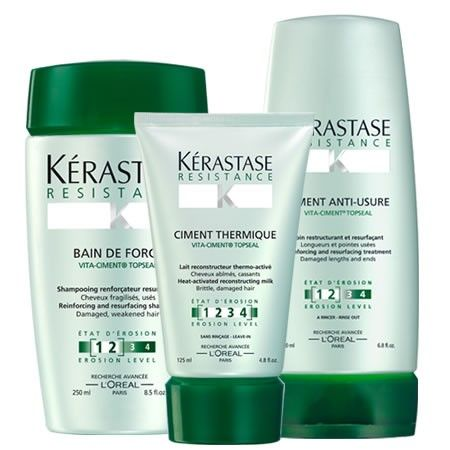Kerastase Best Products For Damaged Hair Capelli Prodotto