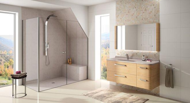 Salle de bain moderne et design  20 modèles