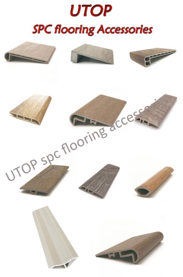Utop Spc Flooring Accessories In 2020 Pvc Wall Panels Flooring Vinyl Flooring