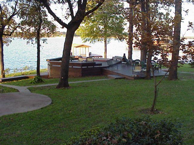 lake house deck designs