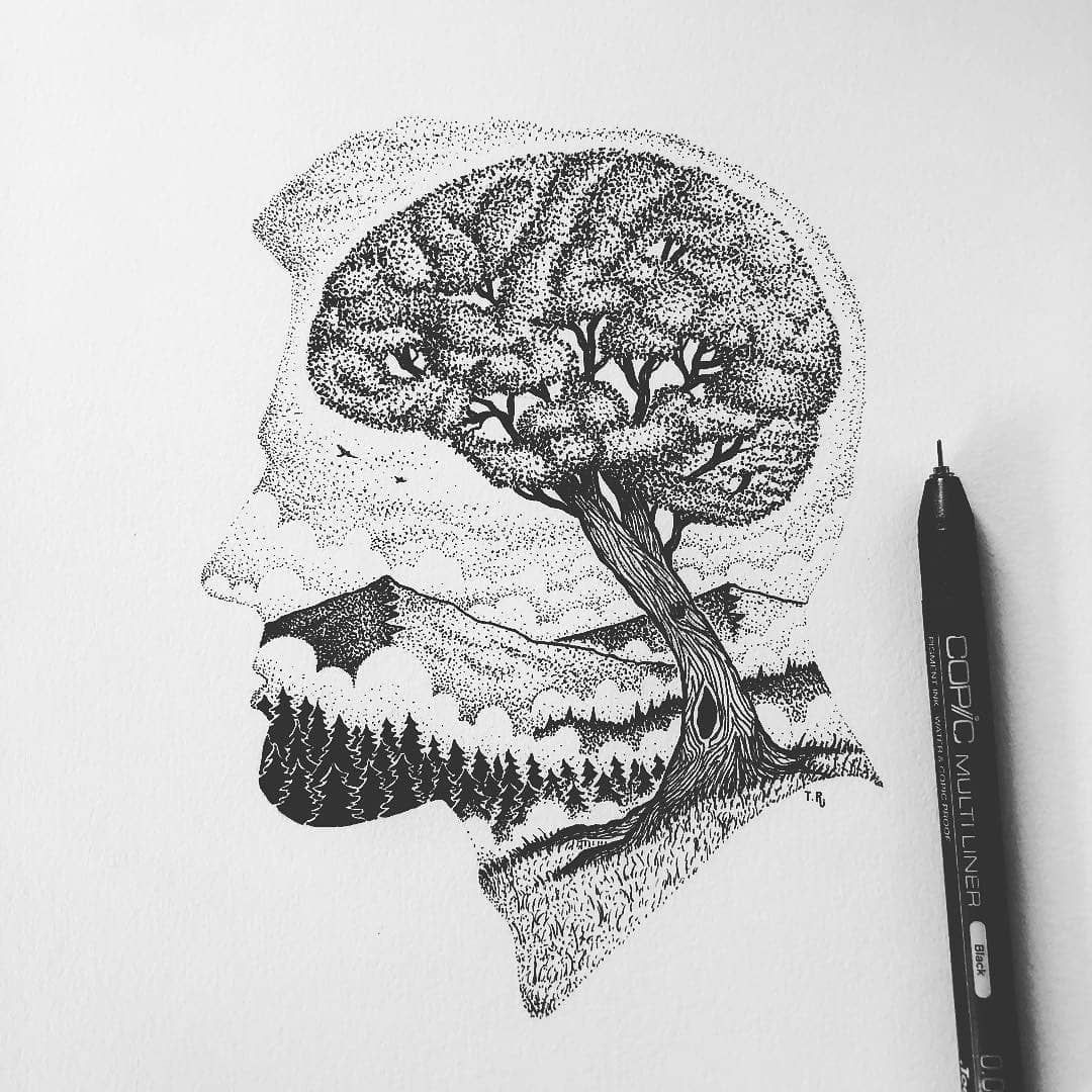 Illustration by riethmuller_draws blackworknow if you