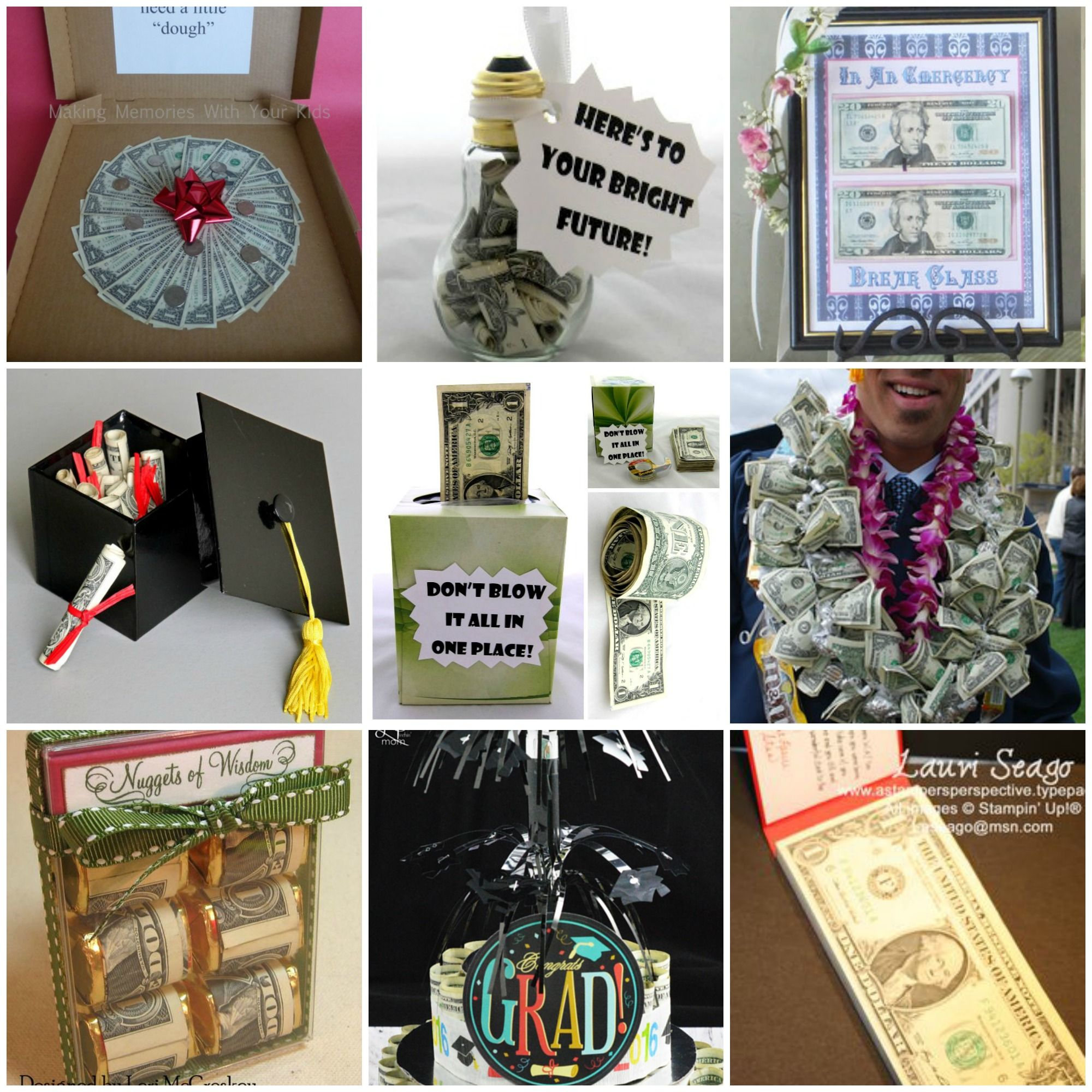 Great Inexpensive Wedding Gifts: More Than 20 Creative Money Gift Ideas