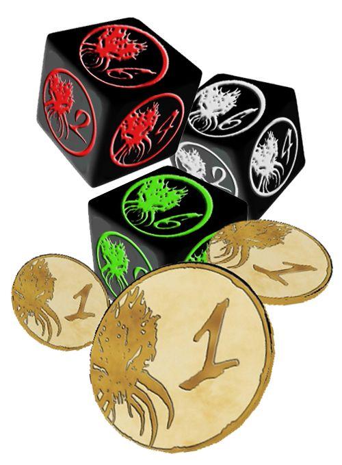 The Cards of Cthulhu - Bonus Pack