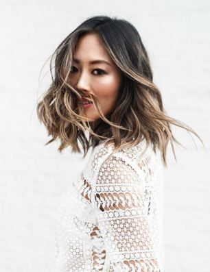 Aimee Song Aimee Song Hair Asian Hair Balayage Asian Hair