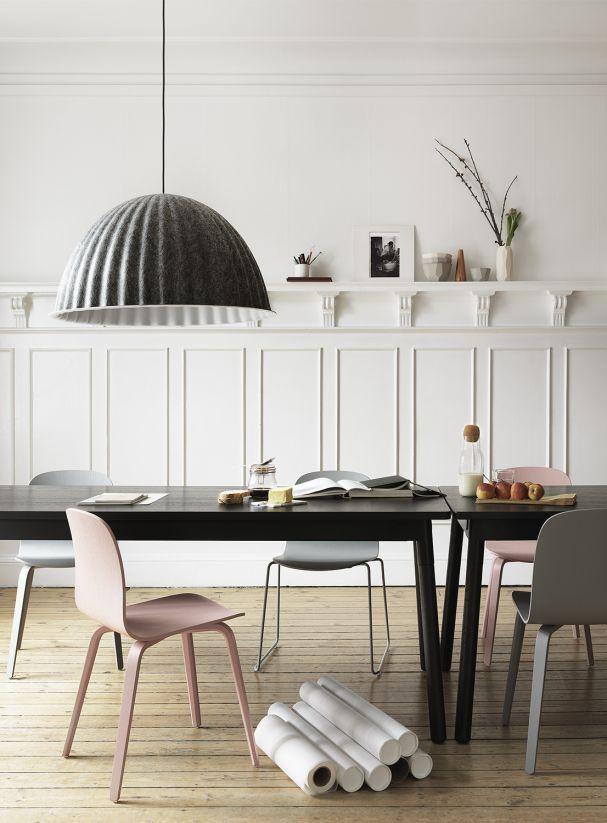 Muuto Leuchte muuto design aus skandinavien auf ad tables lights and interiors