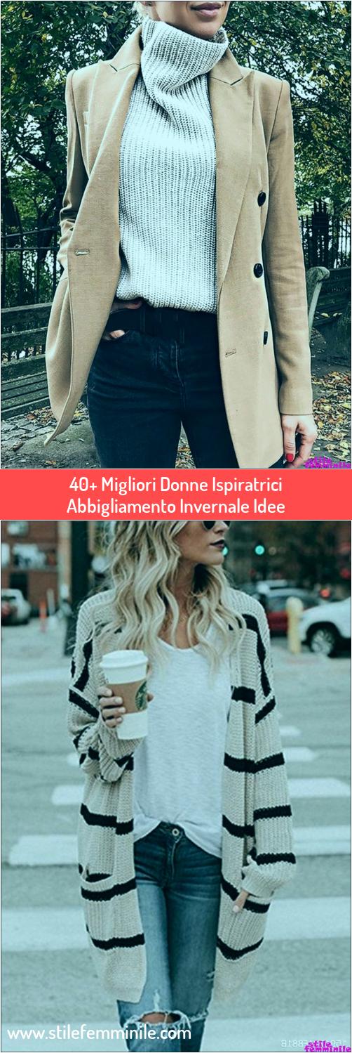 Photo of Oltre 40 idee ispiratrici per abbigliamento invernale da donna