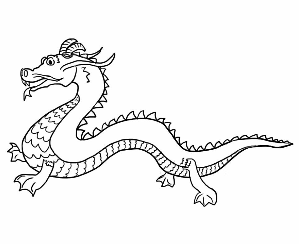 Simple dragon | crafts for programs | Pinterest | Libros para ...