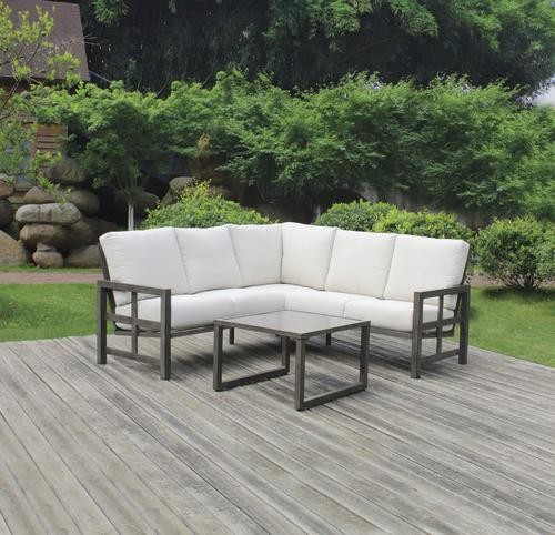 Backyard Creations® Glenhaven Collection Sectional Seating