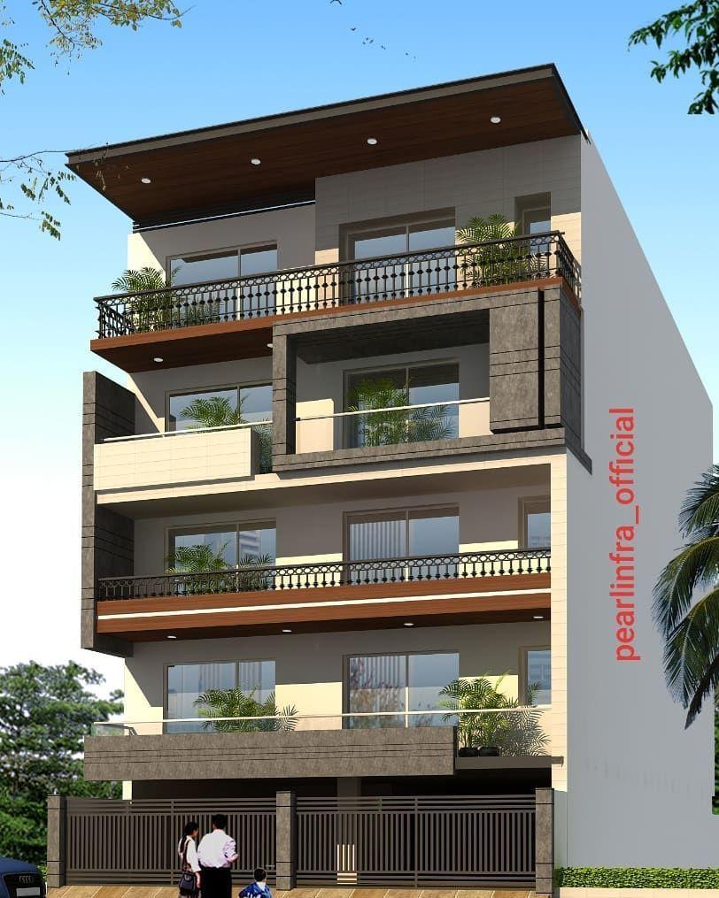 45 Modern Apartment Architecture Design Apartments Bulgaria
