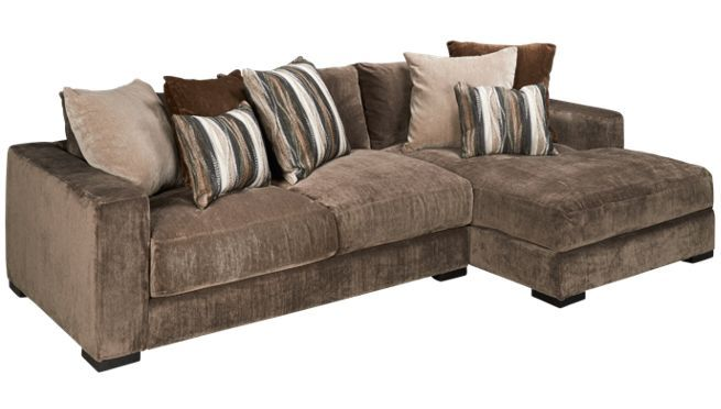 Jonathan Louis Lombardy 2 Piece Sectional Sectionals