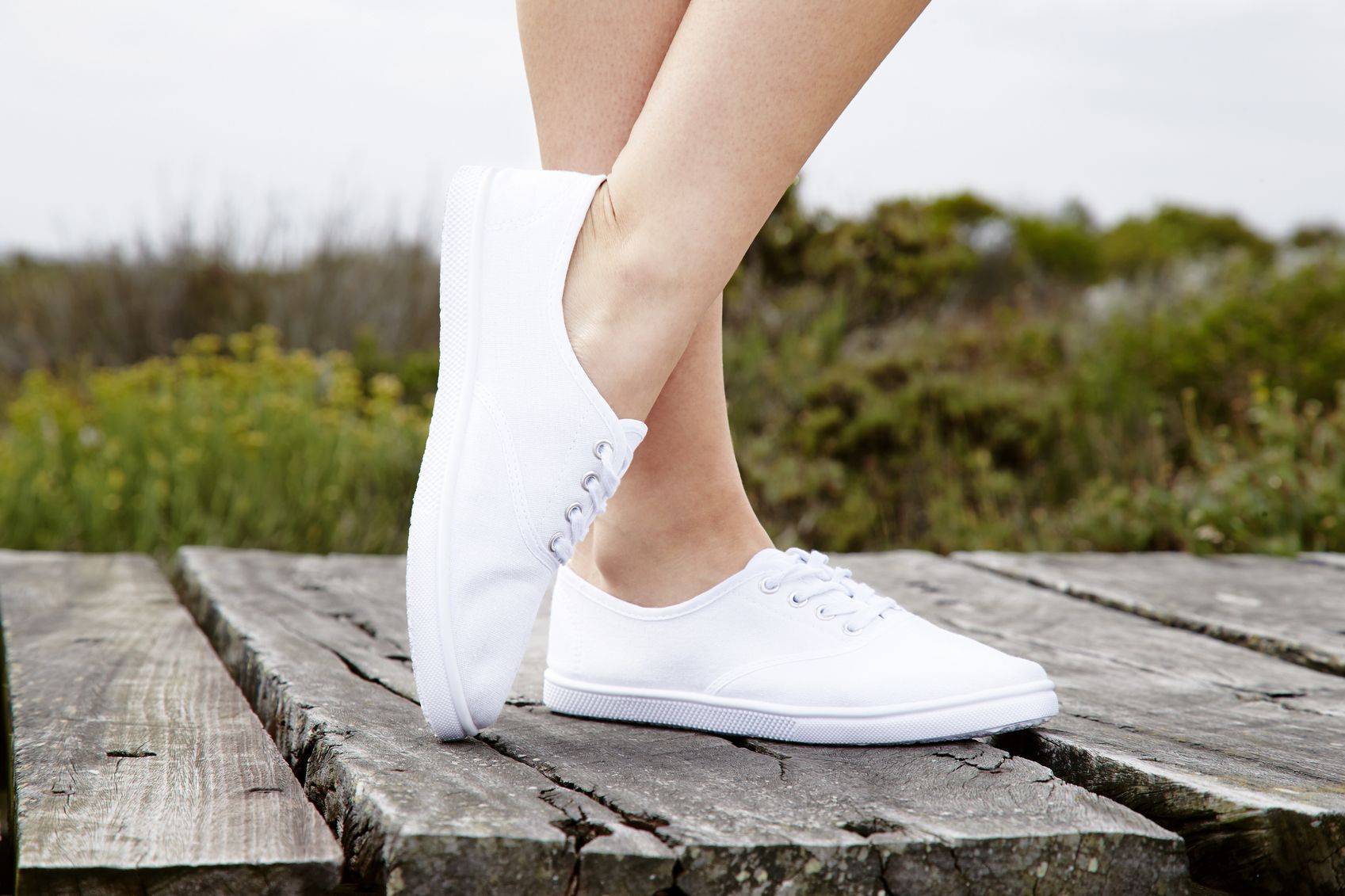 Comment nettoyer des baskets blanches sales? | Baskets blanches ...