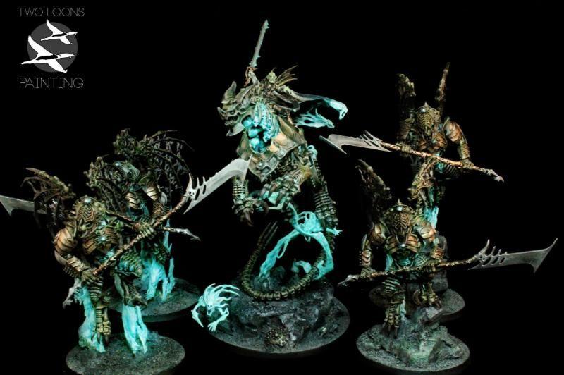 Condes vampiro//vampire counts Warhammer fantasy, Undead, age of sigmar, Aos