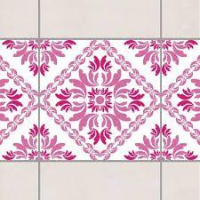 Bildergebnis Fur Vintage Fliesen Muster Rosa Vintage Bad Pink