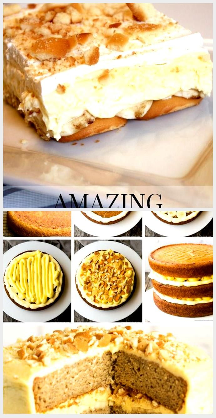 Amazing Banana Pudding - Great classic dessert for any time of year,  #Amazing #Banana #classic #Dessert #Great #Pudding #Time #Year