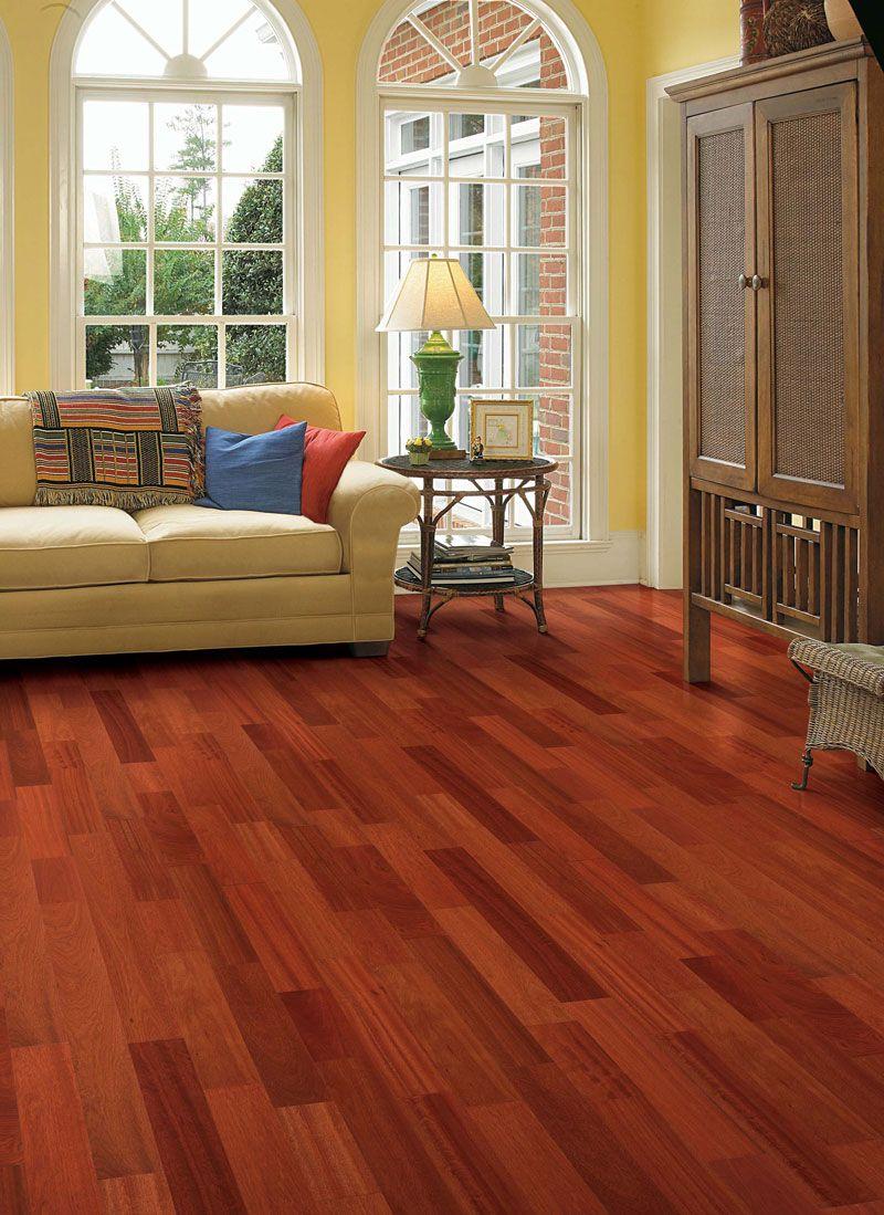 Hardwood Floor Profiles Brazilian Cherry Hardwood