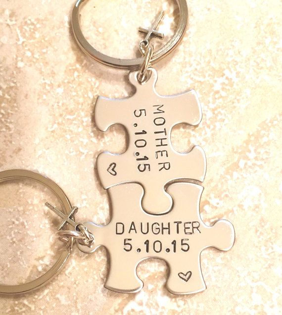 Christmas Gifts For Mom From Daughter.Mother Daughter Gifts Mother Daughter Keychain Mother