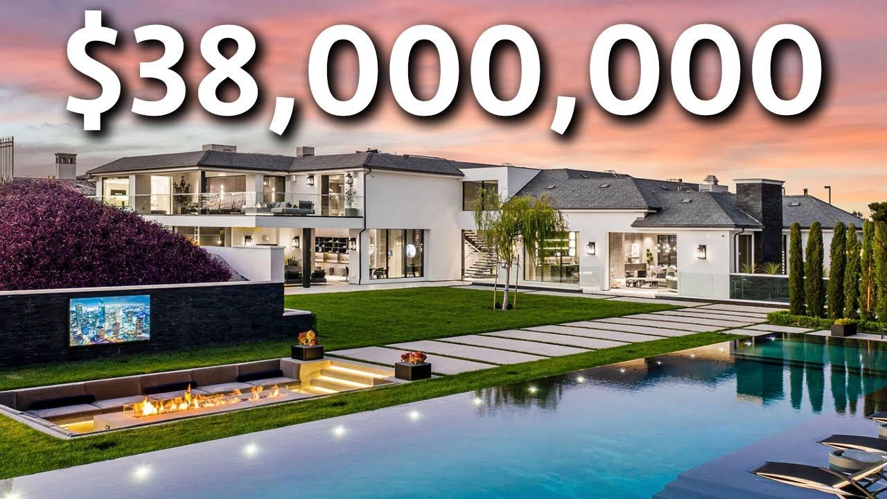 Inside The Most Expensive Home In Calabasas Mansion Tour Youtube In 2021 Mansion Tour Mansions Expensive Houses