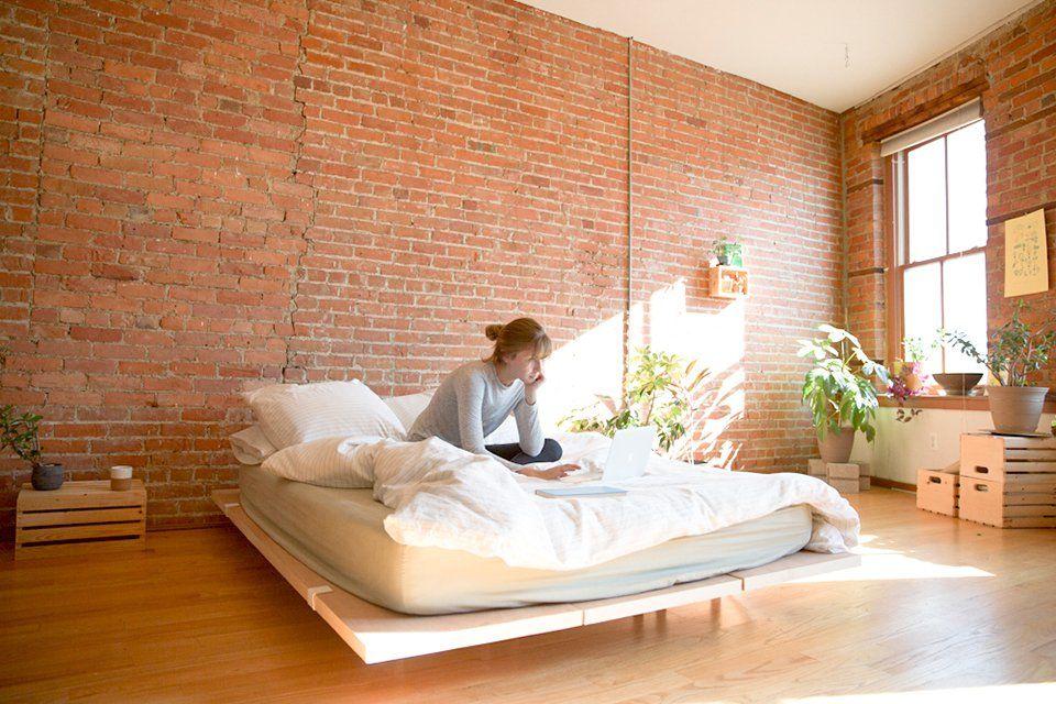 floyd_bed_frame_4.jpg (960×640) Bed, Furniture