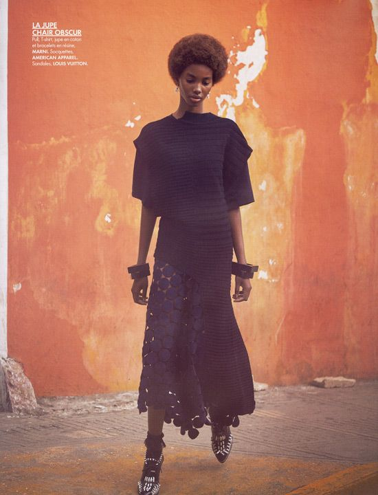 Afrolistas and the City™: TAMI WILLIAMS BY DAVID BELLEMERE