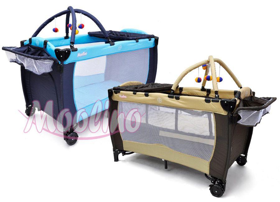 Lozeczko Turystyczne Kojec Kolyska Przewijak 4 W1 3686736178 Oficjalne Archiwum Allegro Luggage