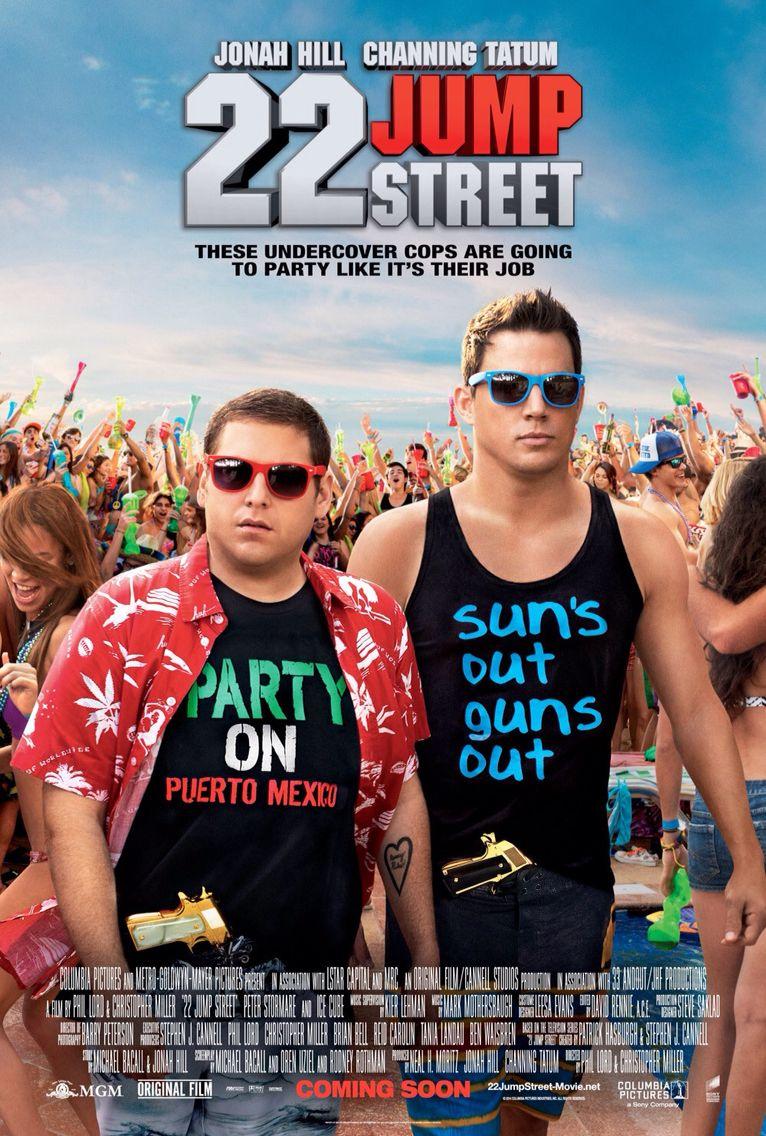 22 Jump Street 22 Jump Street Street Film Channing Tatum