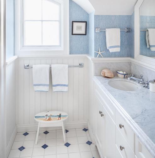 101 Beach Themed Bathroom Ideas Beachfront Decor Coastal Bathroom Design Coastal Bathroom Decor Beach House Bathroom